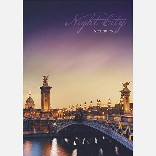 Городской стиль. Ночные огни