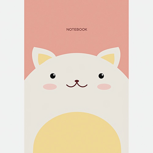 Кот. Дизайн 6