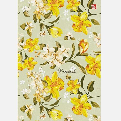 Цветы. Прекрасный сад 80л. (132х186)