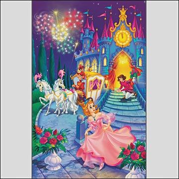 Волшебный мир. Золушка во дворце