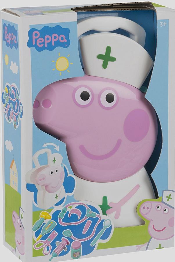 "Peppa Pig - Игровой набор ""ДОКТОР""_Peppa Pig обложка книги"