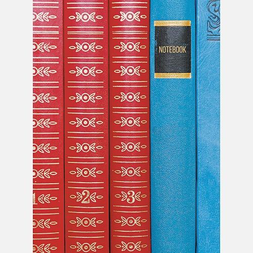 Стиль жизни. Книжная коллекция (А6, 96 л.)