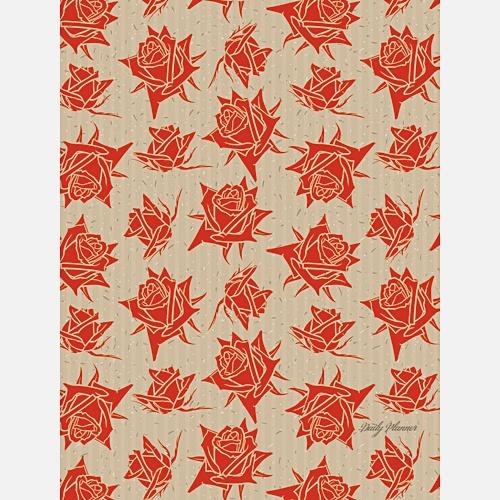 Орнамент. Бутоны роз (А6, 160л.)