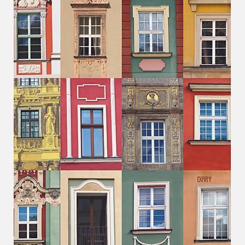 Городской стиль. Архитектурные акценты (А5, 128л.)