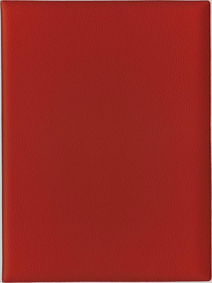 Папка для документов А4  Красная