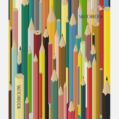 Цветные карандаши 80л. (125х160)