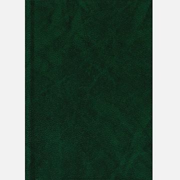 Темно-зеленый (полудатированный А5)