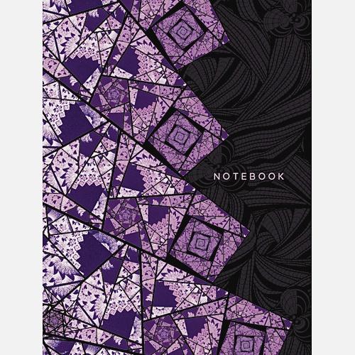 Орнамент. Фантастическая мозаика (А6, 80 л. пленка)