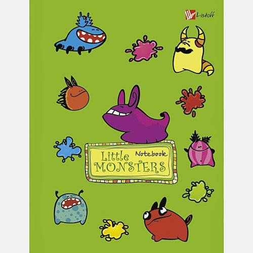 Веселые монстры (Little monsters)