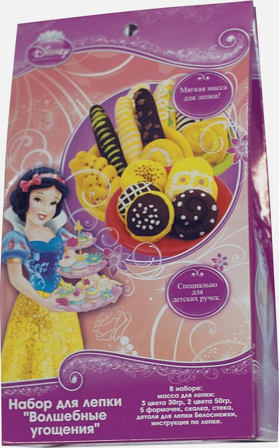 """Disney Принцессы - Н-р д/лепк""""Волшебные угощения""""ТМ Disney Принцесса обложка книги"""