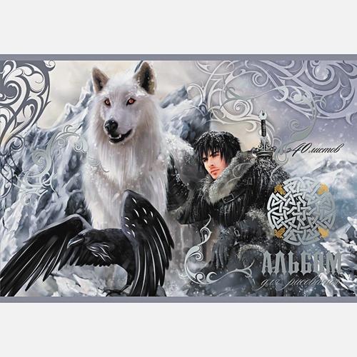 Воин и волк