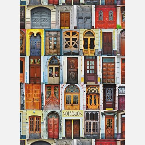 Городской стиль. Архитектурные акценты (А6, 80 л. лак)