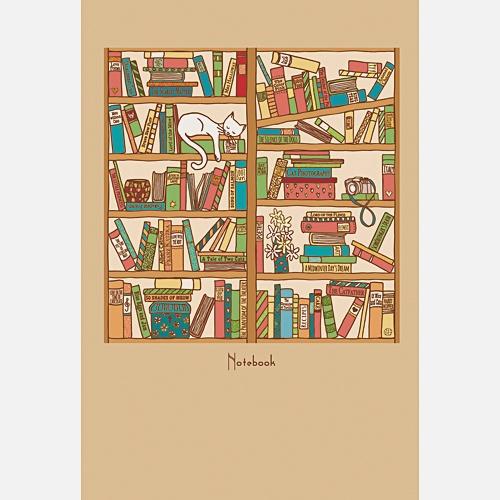 Графика. Книжные полки (А5-, 80л.)