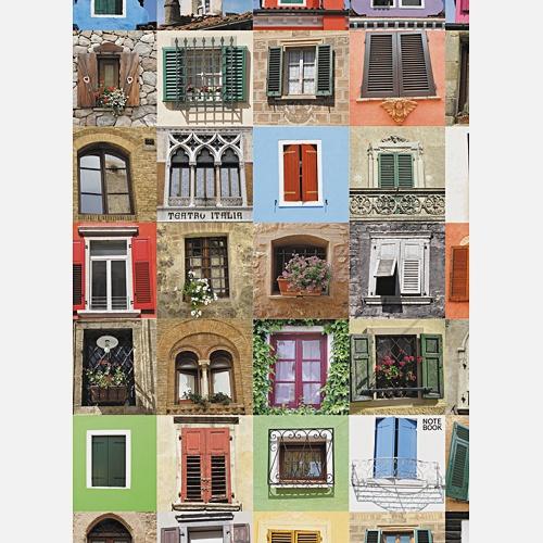Городской стиль. Архитектурные акценты (А6, 64 л.)