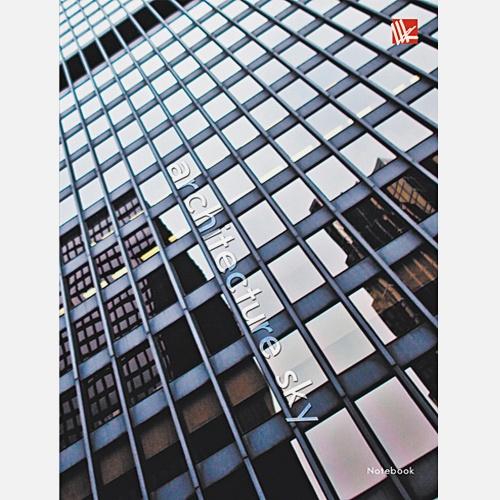 Офисный стиль. Городская геометрия А6 64л.