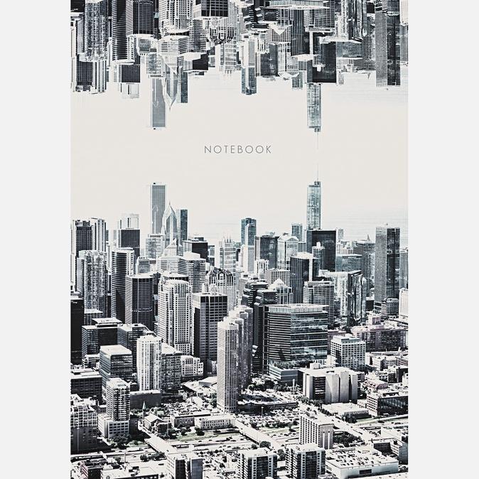 Монохромный город