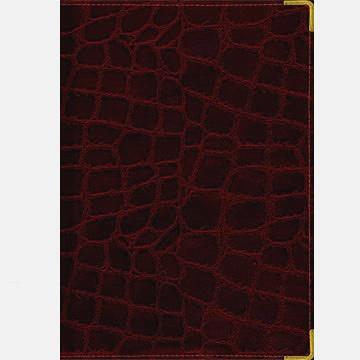 Grand croco (бордо) (КЗК51201659) (клетка)