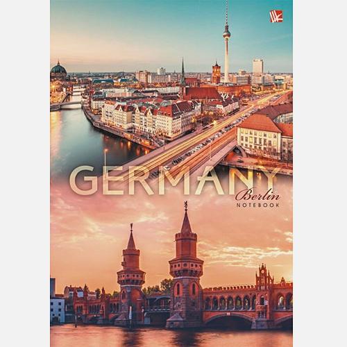 Вокруг света. Германия 160л.