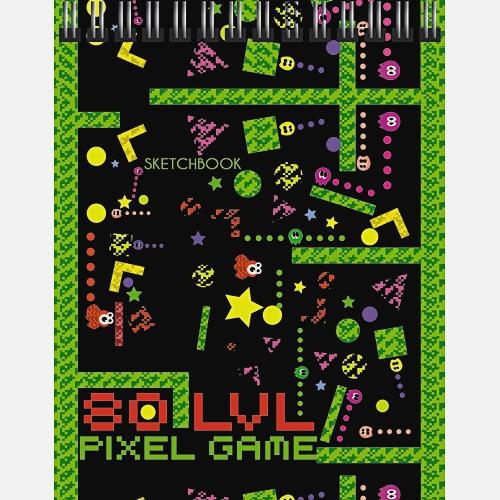 Пиксели (125х160, 80л. )