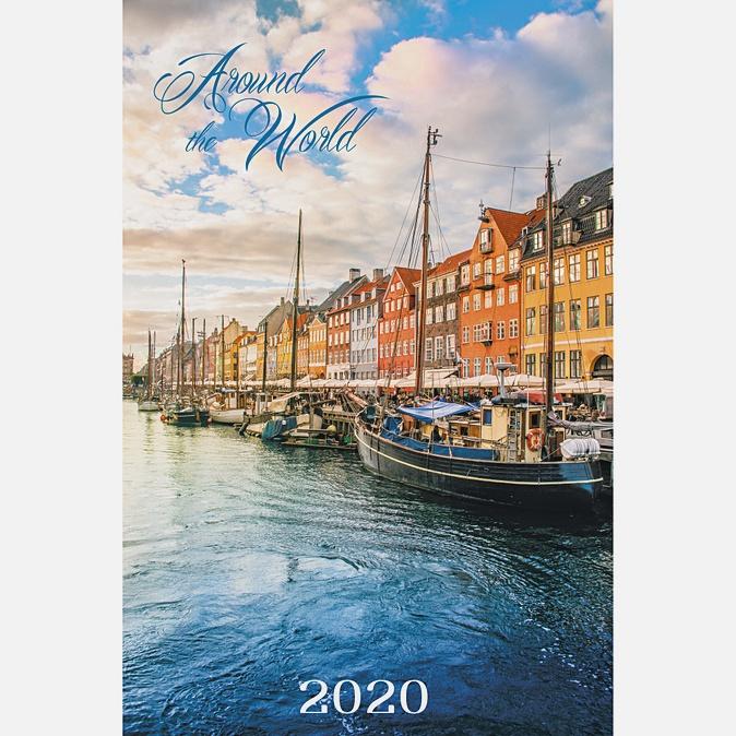 Вокруг света. Копенгаген