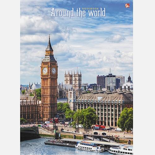 Вокруг света Лондон 160л.
