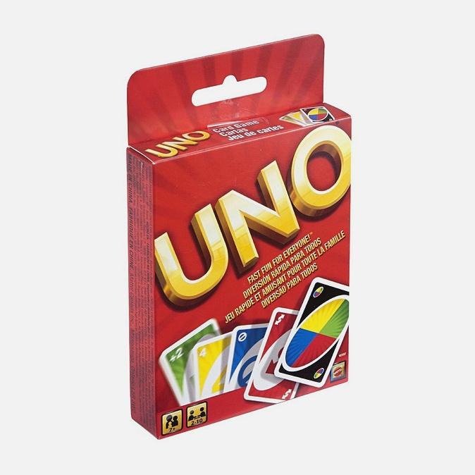Настольная игра «УНО Дисплей» (UNO)