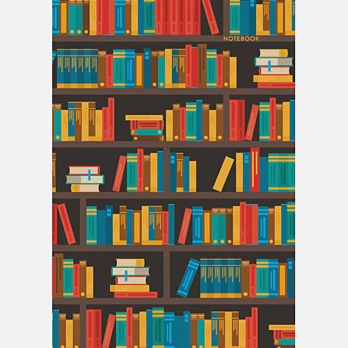Графика. Большая библиотека (А4, 96л.)