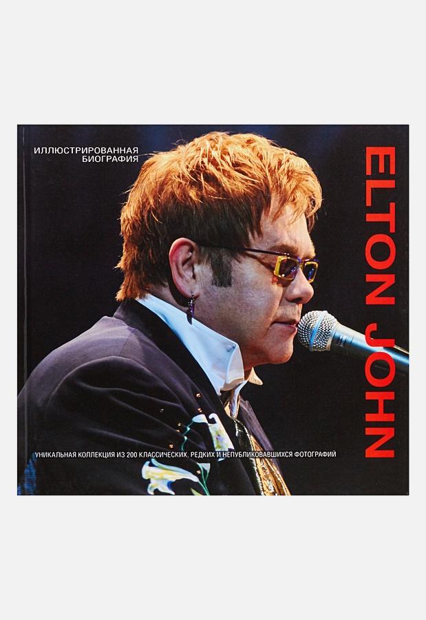 Элизабет Болмер - Elton John обложка книги