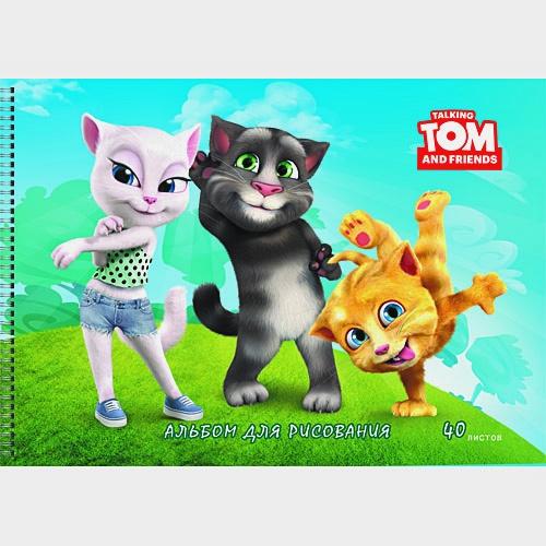 """""""Talking Tom and Friends"""". Веселые коты. ЛИЦЕНЗИЯ"""