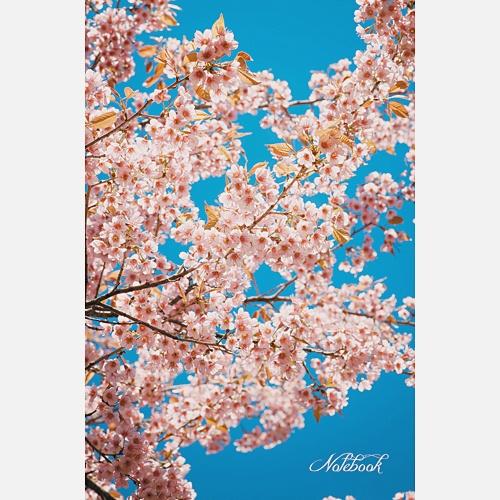 Пейзаж. Цветение сакуры (А5, 130л.)