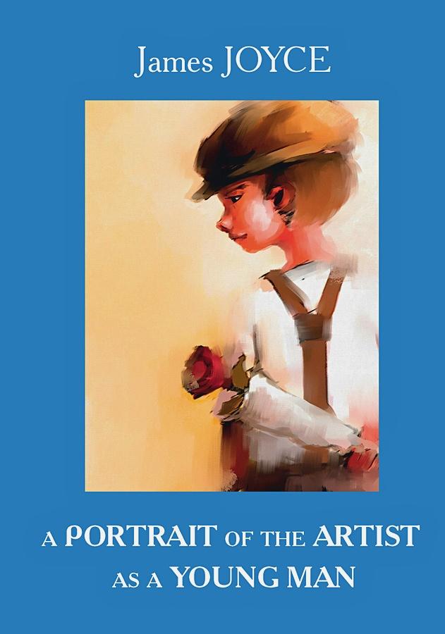 Joyce J. - A Portrait of the Artist as a Young Man = Портрет художника в юности: роман на англ.яз обложка книги