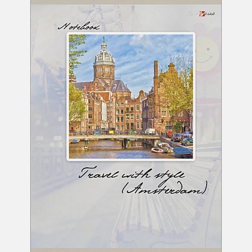 Городской стиль. Вокруг света (Амстердам)