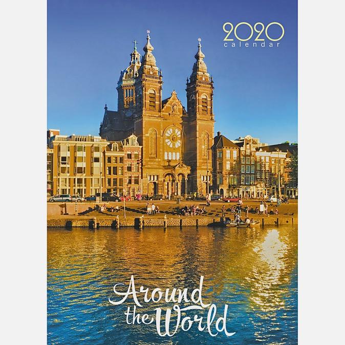 Вокруг света. Амстердам