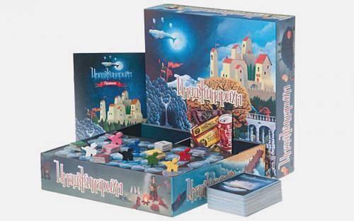 Наст.игр.: Cosmodrome.  Имаджинариум  .арт.11664
