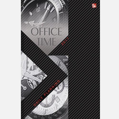 Офисный стиль. Office time 176л. А5