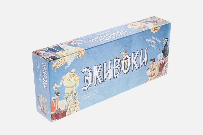 Настольная игра Экивоки
