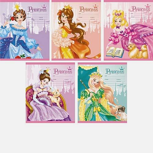 Сказочные принцессы (линия), 5 видов