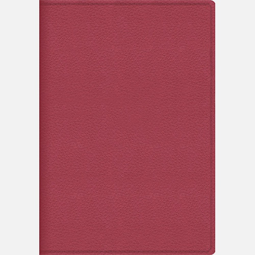 Розовый ZODIAC (15615203) (недатированный А6)