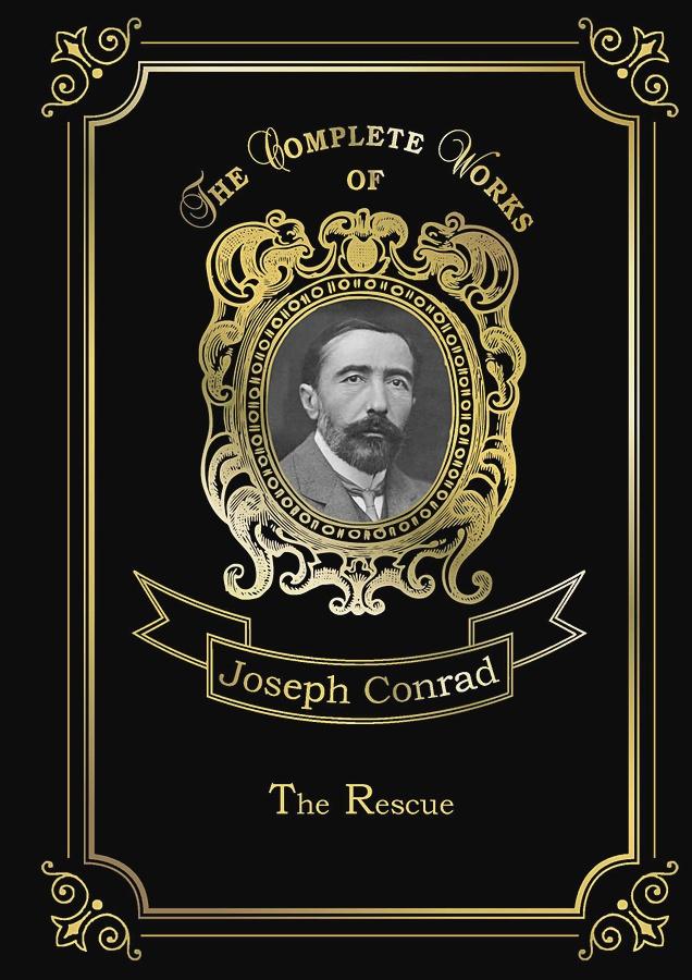 Conrad J. - The Rescue = Спасение: на англ.яз обложка книги