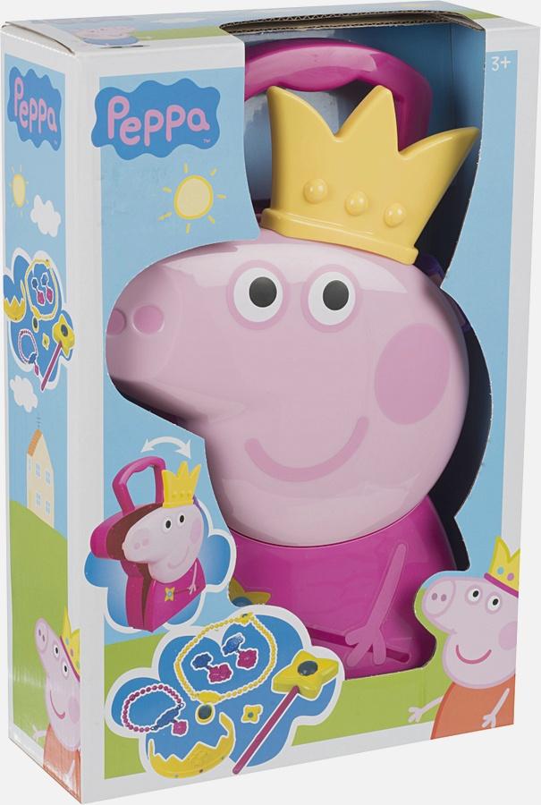 "Peppa Pig - Игровой набор ""ПРИНЦЕССА""_Peppa Pig обложка книги"