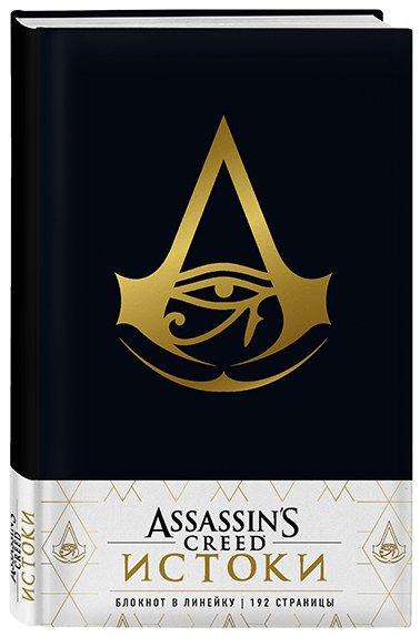 Блокнот Assassin's Creed в эко-коже Черный дэвис пол мир игры assassin s creed black flag