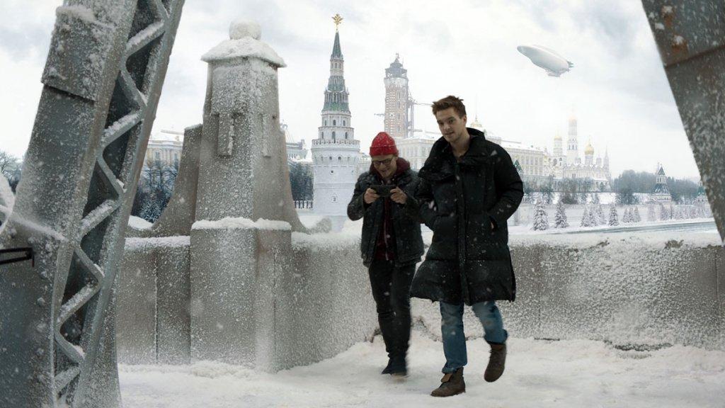 Черновик кадр из фильма